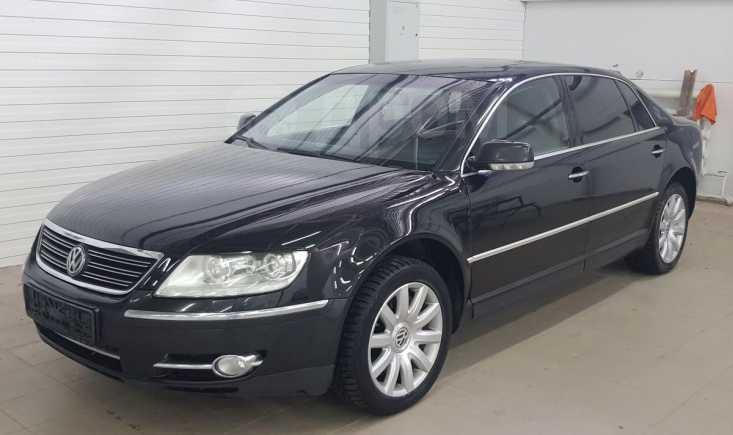 Volkswagen Phaeton, 2008 год, 670 000 руб.