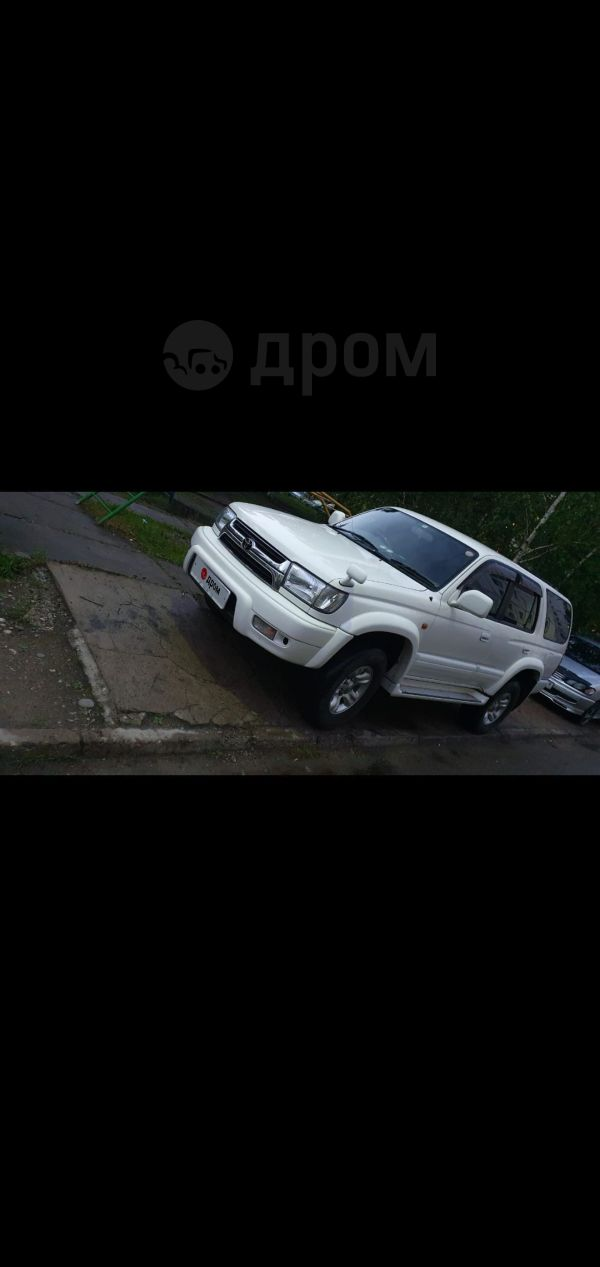 Toyota Hilux Surf, 2001 год, 420 000 руб.