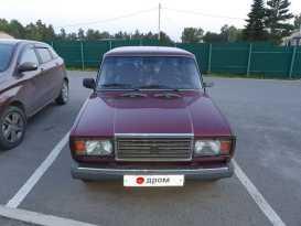 Томск 2107 2012