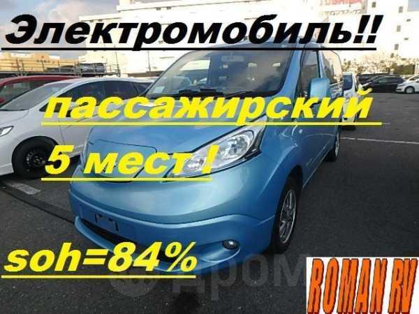 Nissan e-NV200, 2014 год, 850 000 руб.