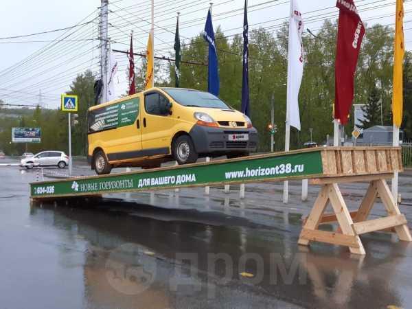 Renault Trafic, 2005 год, 360 000 руб.