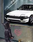 Honda Vigor, 1987 год, 80 000 руб.
