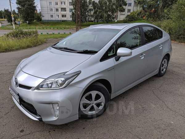Toyota Prius, 2013 год, 910 000 руб.