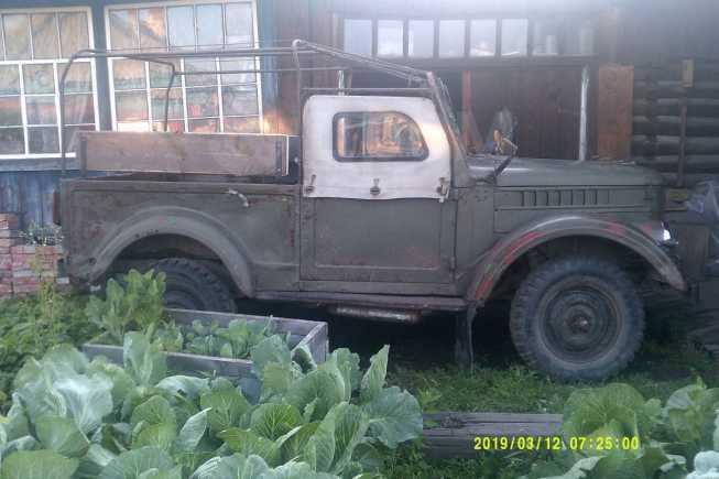 ГАЗ 69, 1964 год, 55 000 руб.