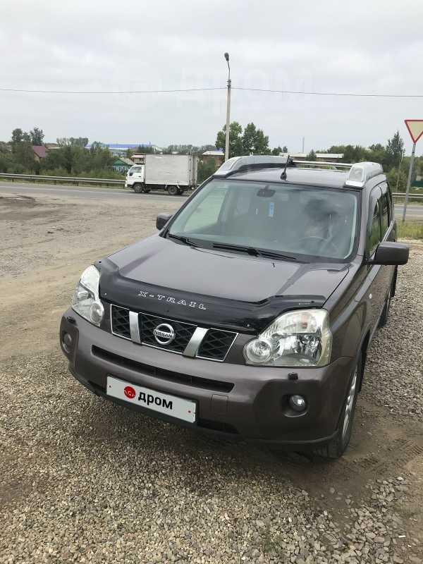 Nissan X-Trail, 2007 год, 640 000 руб.
