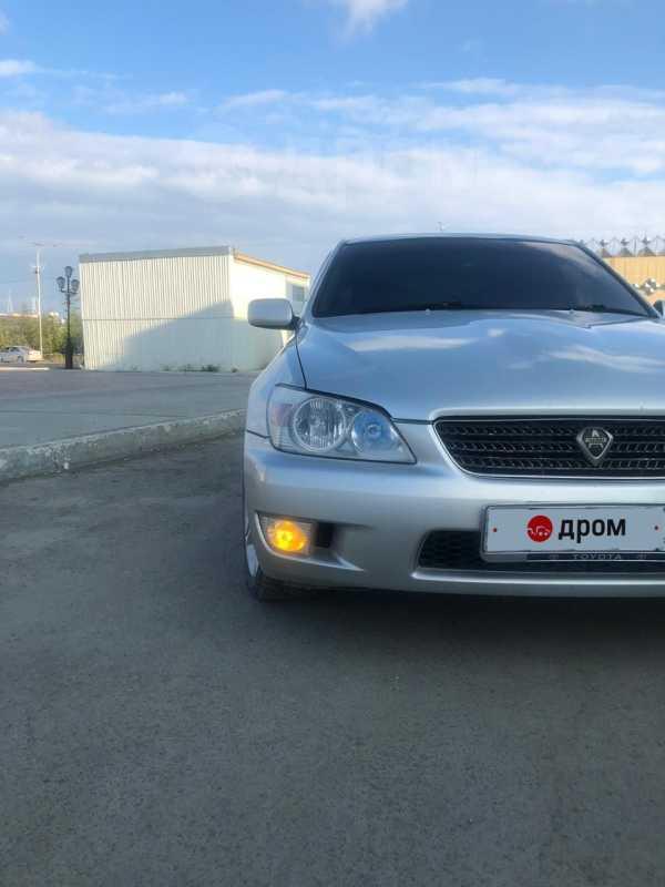 Toyota Altezza, 2002 год, 380 000 руб.