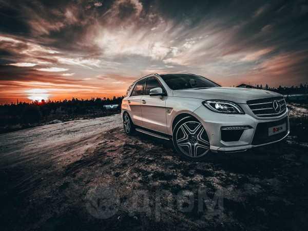 Mercedes-Benz M-Class, 2013 год, 2 499 000 руб.