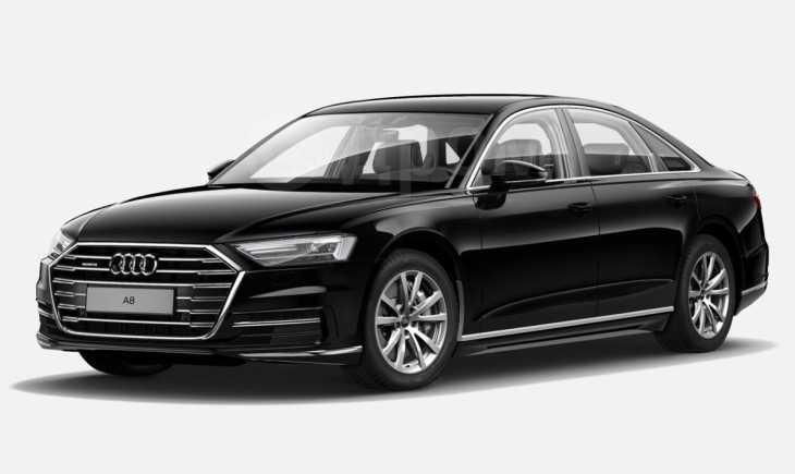 Audi A8, 2020 год, 8 149 014 руб.