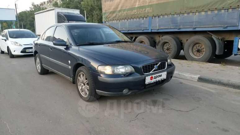 Volvo S60, 2003 год, 280 000 руб.