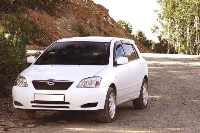 Toyota Corolla Runx, 2004 год, 390 000 руб.