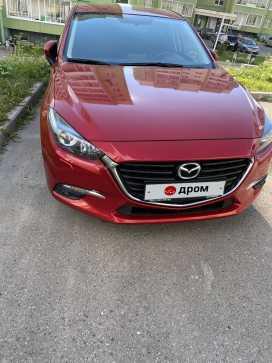 Томск Mazda3 2018
