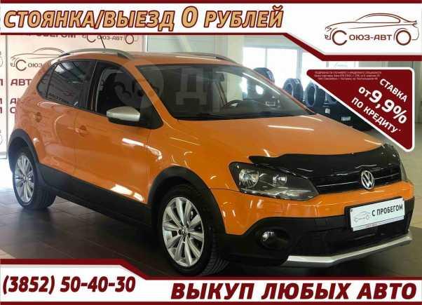 Volkswagen Polo, 2011 год, 538 000 руб.