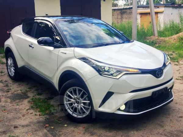 Toyota C-HR, 2018 год, 1 525 000 руб.