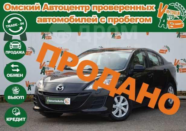 Mazda Mazda3, 2010 год, 499 000 руб.