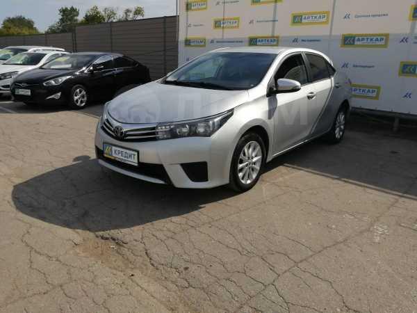 Toyota Corolla, 2014 год, 669 000 руб.
