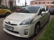 Москва Prius 2011