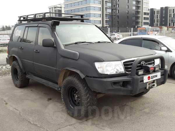Toyota Land Cruiser, 2000 год, 1 049 000 руб.
