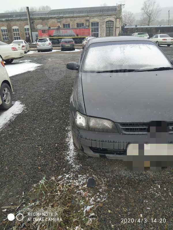 Toyota Corona, 1994 год, 70 000 руб.