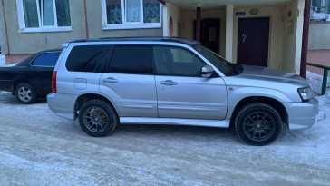 Магадан Forester 2002