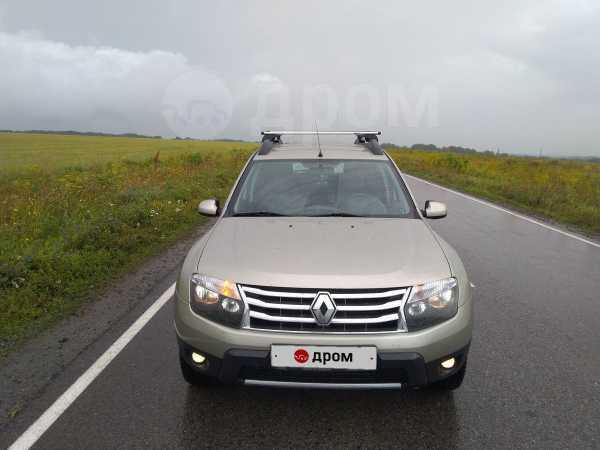 Renault Duster, 2012 год, 649 999 руб.