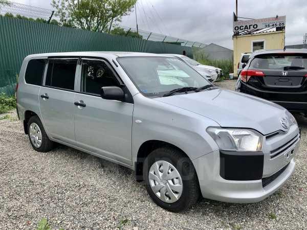 Toyota Succeed, 2017 год, 695 000 руб.