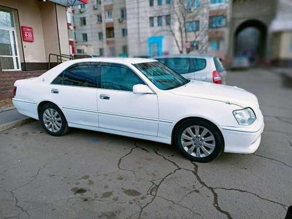 Toyota Crown, 2002 год, 455 000 руб.