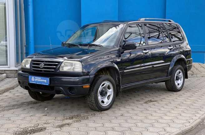 Suzuki Grand Vitara, 2002 год, 329 000 руб.