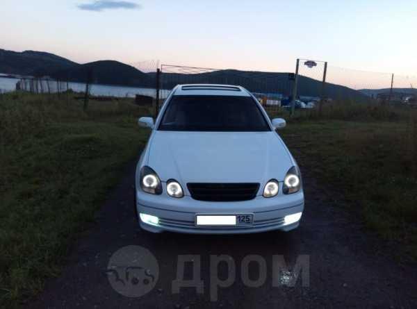 Toyota Aristo, 2000 год, 420 000 руб.
