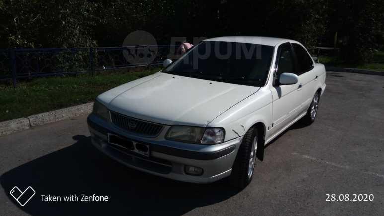 Nissan Sunny, 1998 год, 163 000 руб.