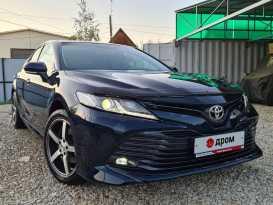Якутск Toyota Camry 2018