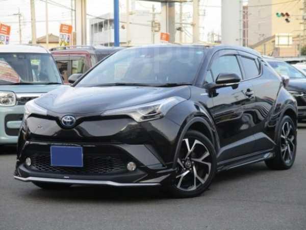 Toyota C-HR, 2018 год, 1 148 000 руб.
