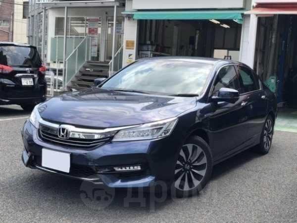 Honda Accord, 2018 год, 1 386 000 руб.
