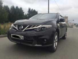 Челябинск Nissan Murano 2011