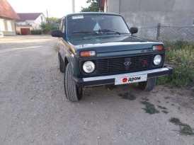 Старый Крым 4x4 2121 Нива 1996