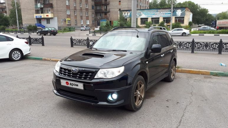 Subaru Forester, 2010 год, 890 000 руб.