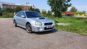 Красноярск Impreza WRX 2003