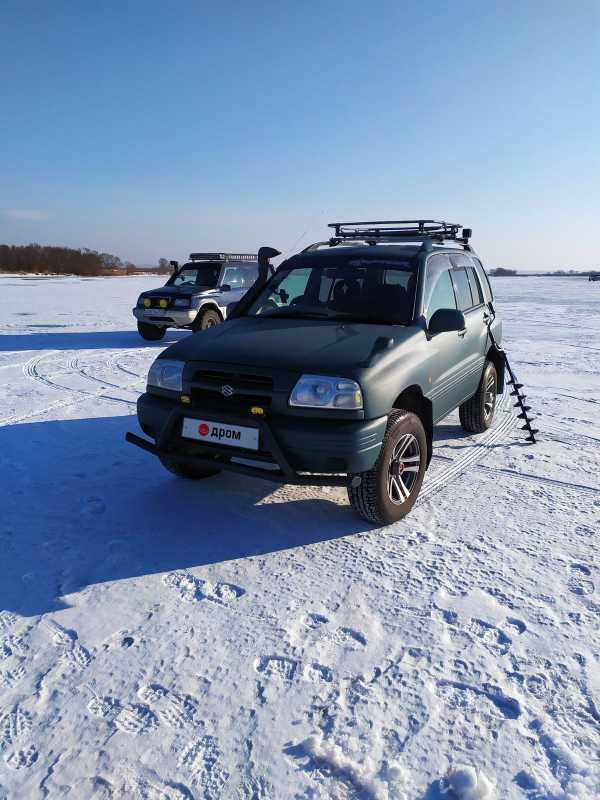 Suzuki Escudo, 1998 год, 530 000 руб.