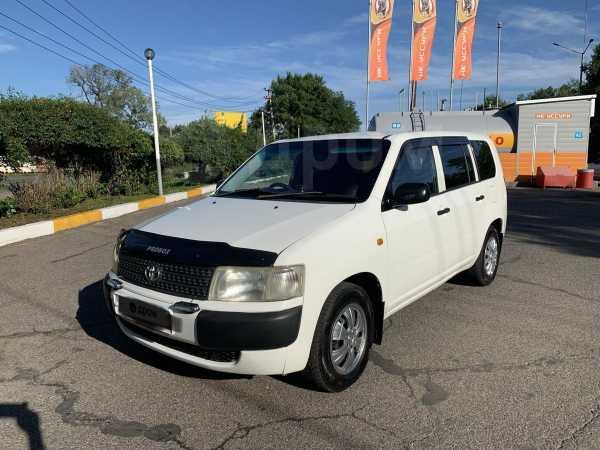 Toyota Probox, 2002 год, 295 000 руб.