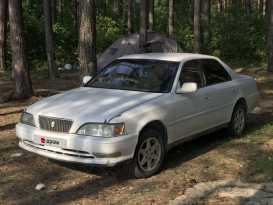 Новосибирск Toyota Cresta 1996