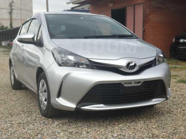 Toyota Vitz, 2016 год, 665 000 руб.