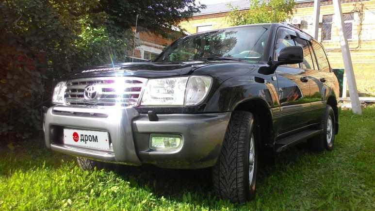 Toyota Land Cruiser, 2002 год, 1 170 000 руб.