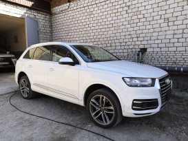 Владивосток Audi Q7 2016
