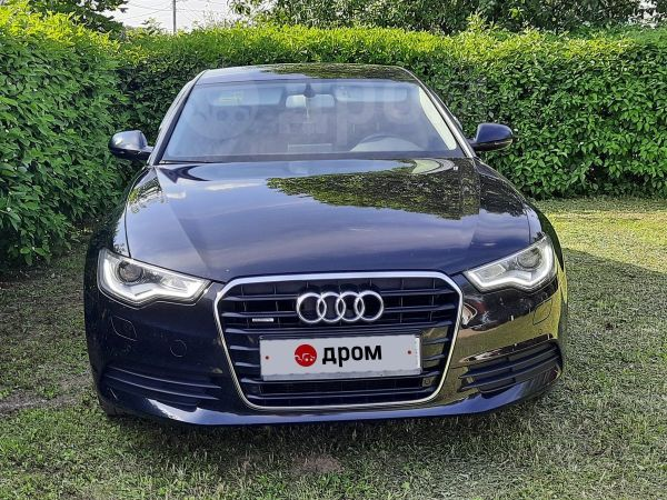 Audi A6, 2012 год, 900 000 руб.