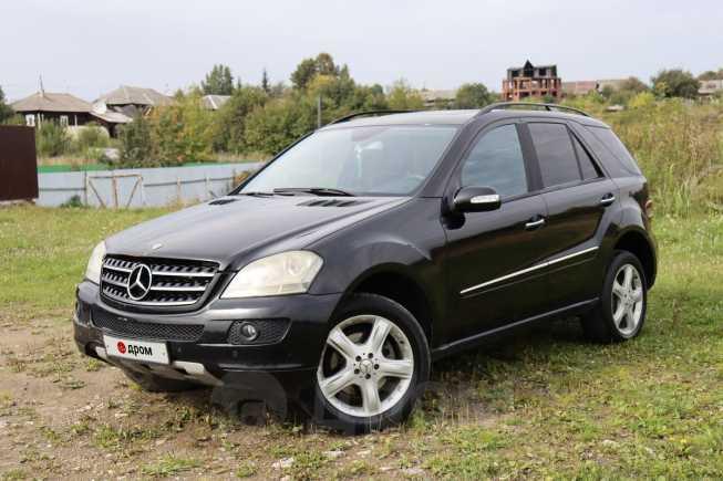 Mercedes-Benz M-Class, 2006 год, 680 000 руб.