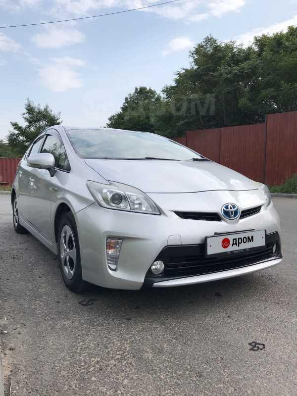 Toyota Prius, 2012 год, 705 000 руб.