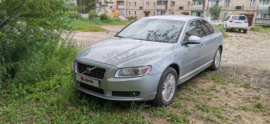 Volvo S80, 2007 год, 270 000 руб.