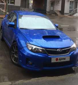 Иркутск Impreza WRX 2011