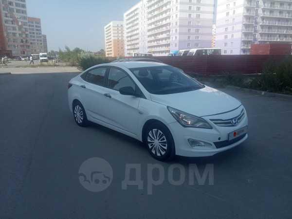 Hyundai Solaris, 2016 год, 380 000 руб.