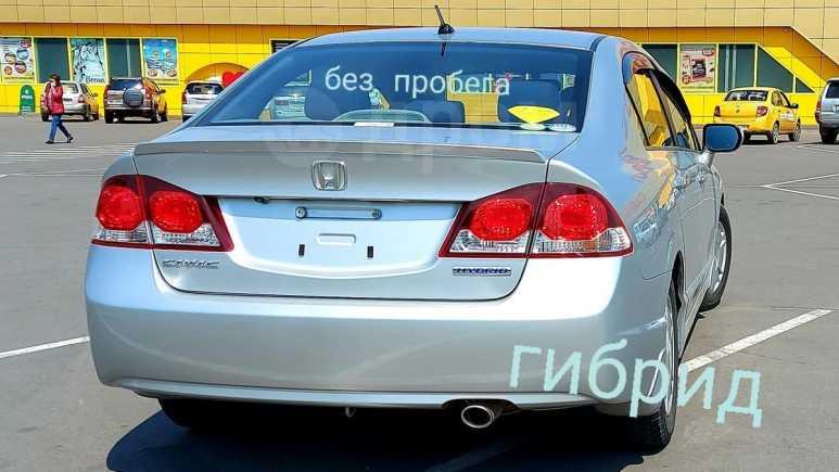 Honda Civic, 2010 год, 595 000 руб.