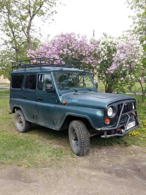 УАЗ 3151, 2002 год, 130 000 руб.